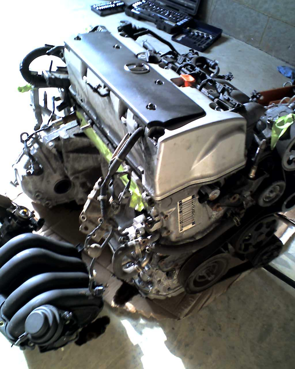 K24A2 Supercharged Build